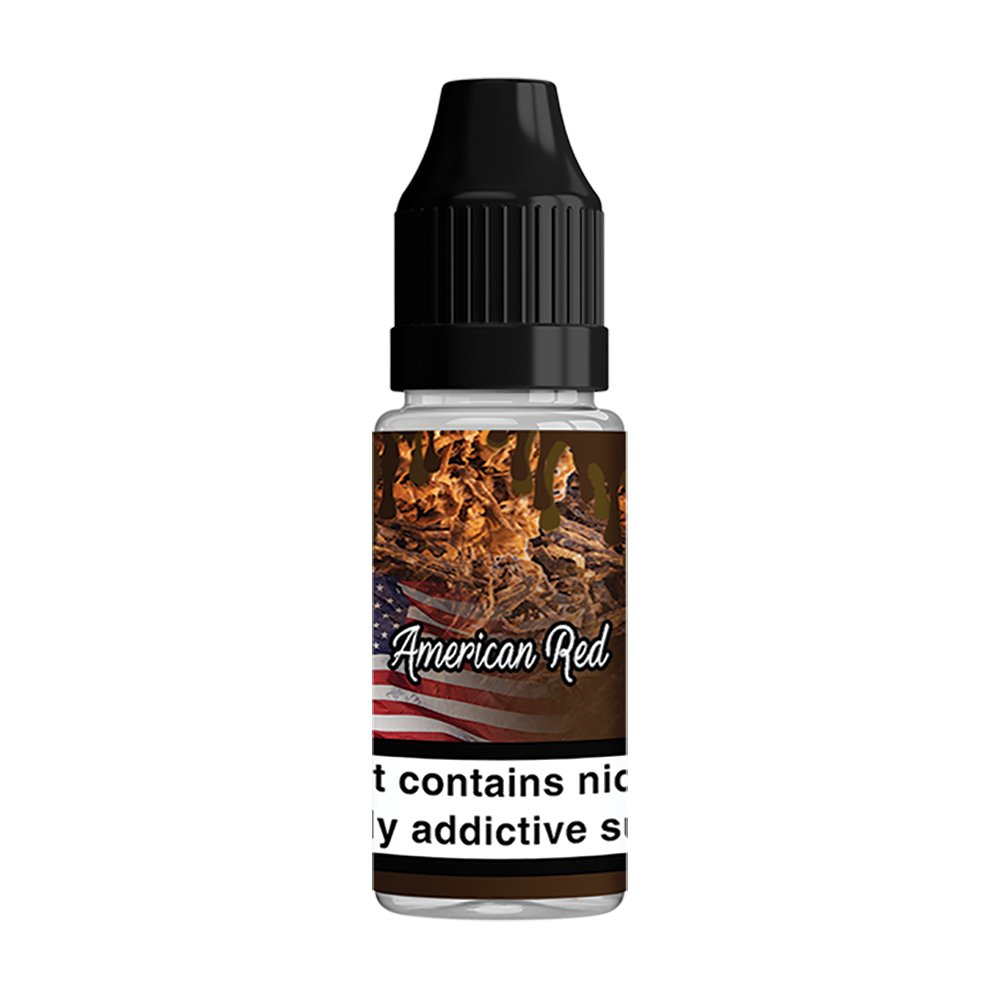 QuitterZ American Red 10ml 70PG / 30VG