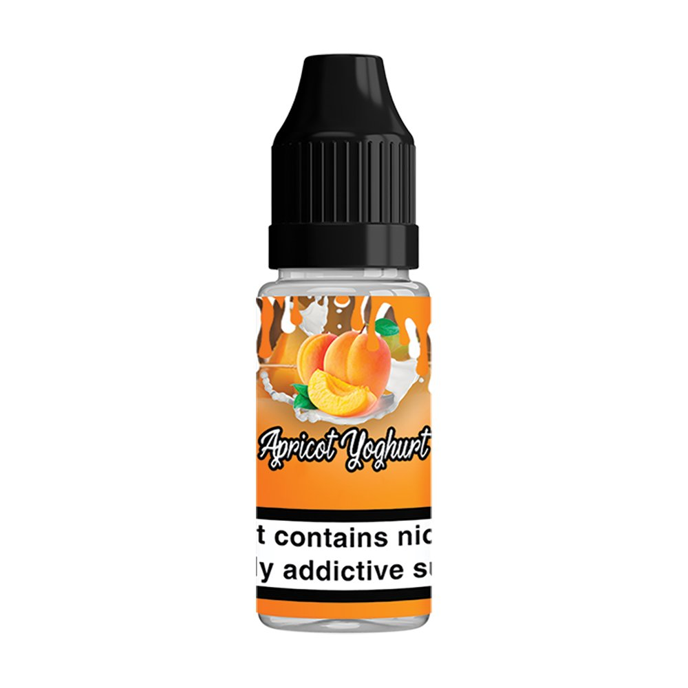 QuitterZ Apricot Yoghurt 10ml 70PG / 30VG