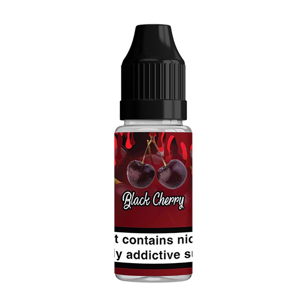 QuitterZ Black Cherry 10ml 70PG / 30VG