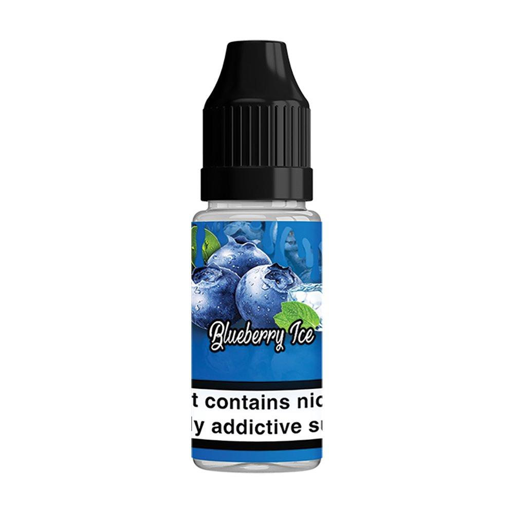 QuitterZ Blueberry Ice 10ml 70PG / 30VG