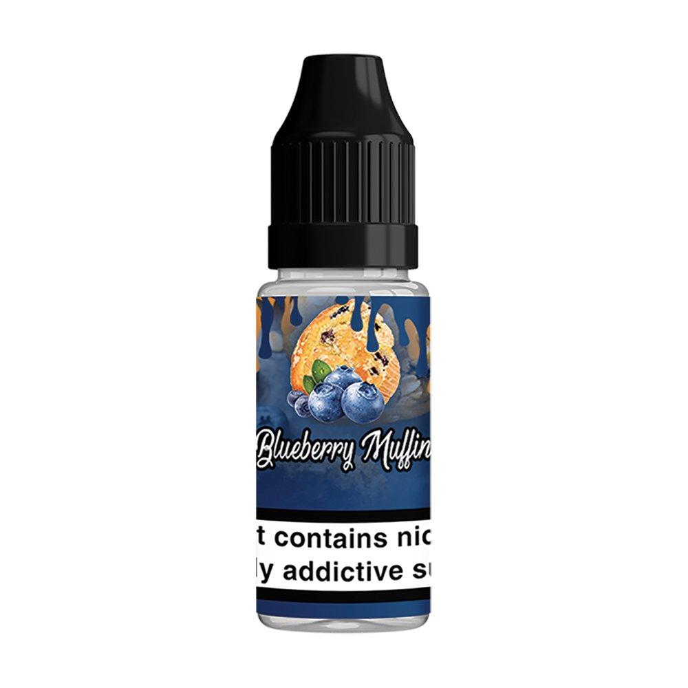 QuitterZ Blueberry Muffin 10ml 70PG / 30VG