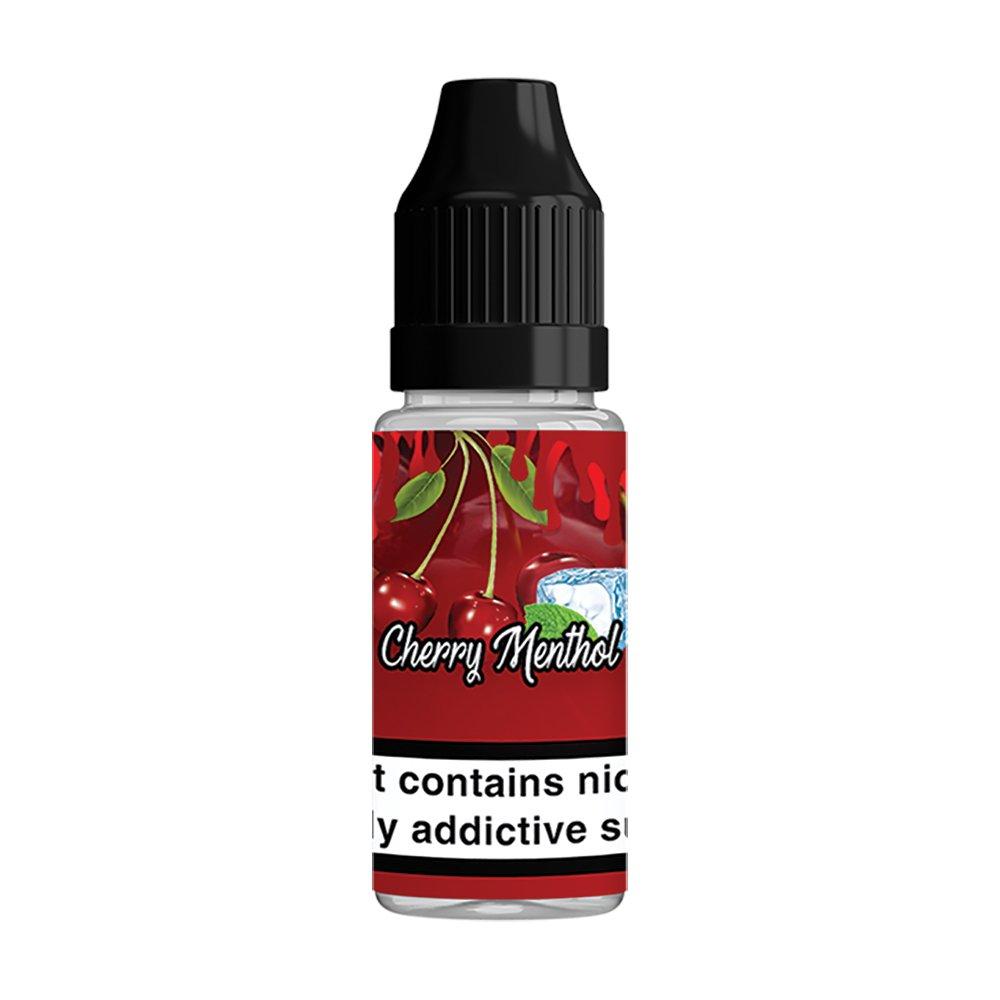 QuitterZ Cherry Menthol 10ml 70PG / 30VG