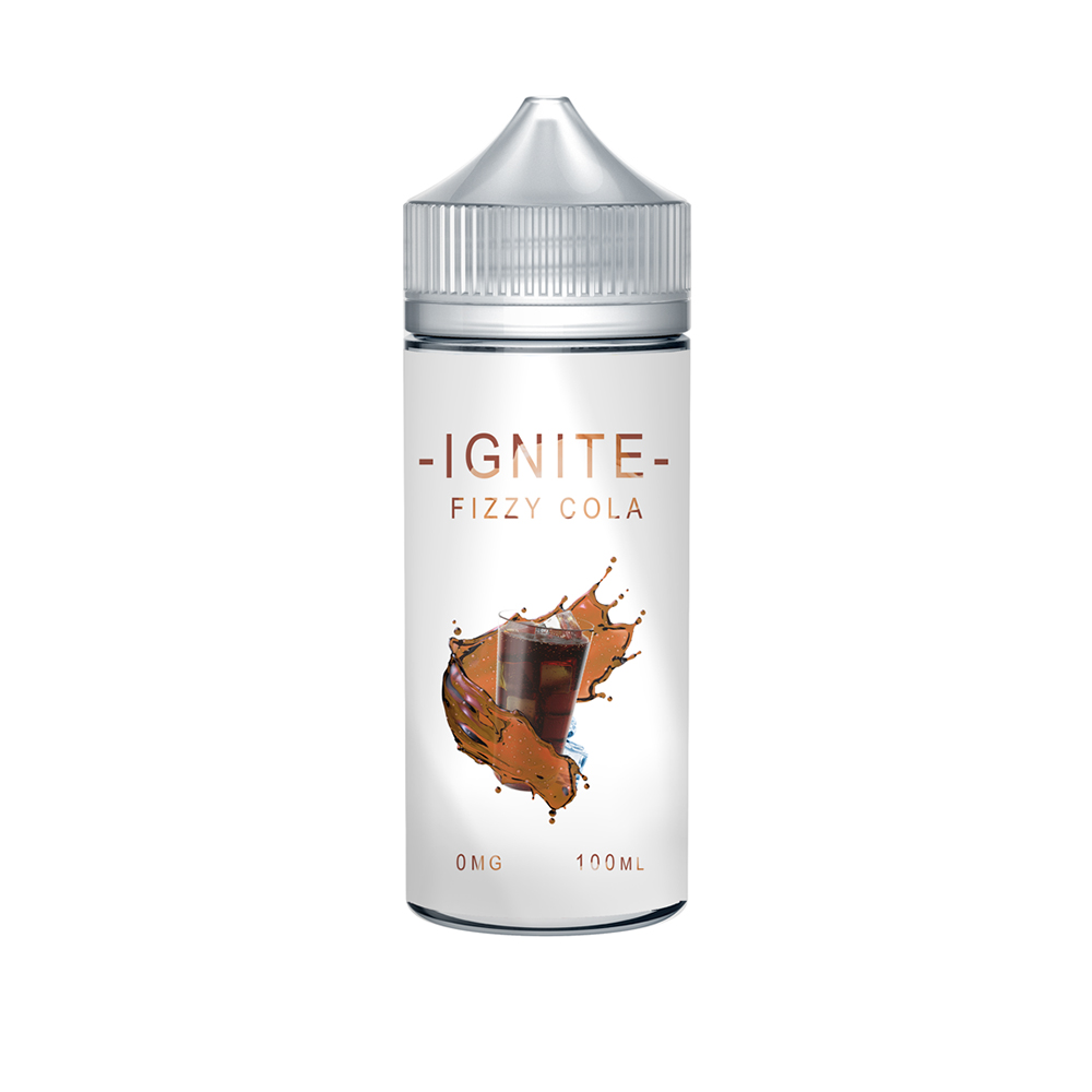 Ignite Fizzy Cola 0 nicotine e-Liquid 70/30 VG/PG 100ml