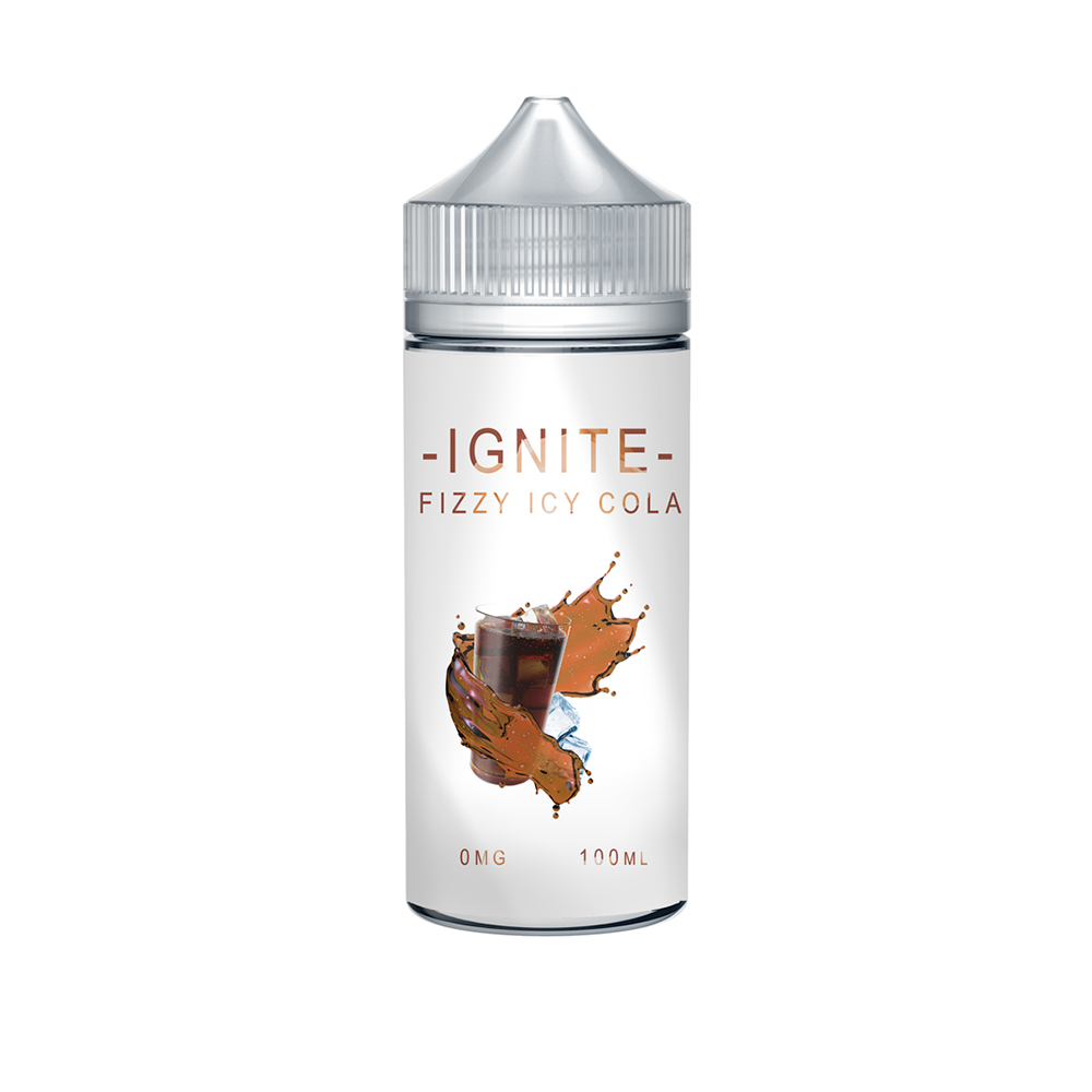 Ignite Fizzy Ice Cola 0 nicotine e-Liquid 70/30 VG/PG 100ml