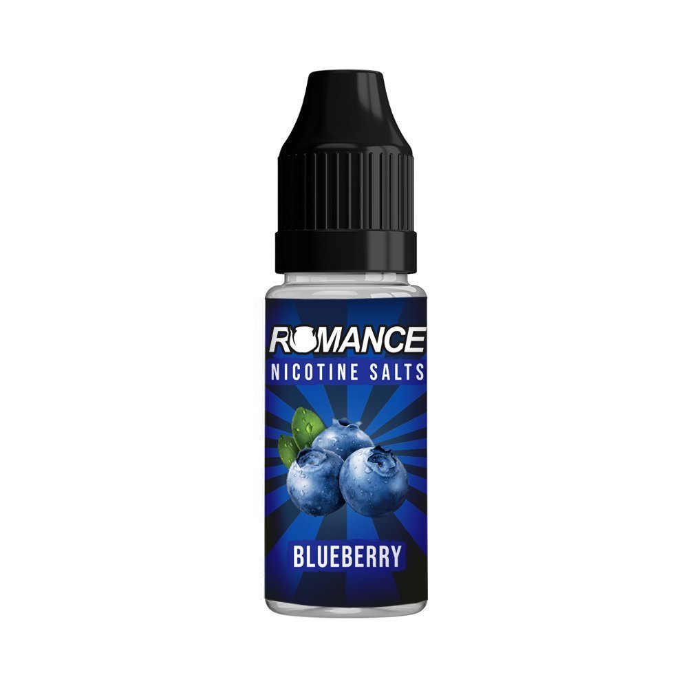 Romance Blueberry Nicotine Salt 50/50 10ml