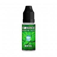 Romance Menthol Nicotine Salt 50/50 10ml