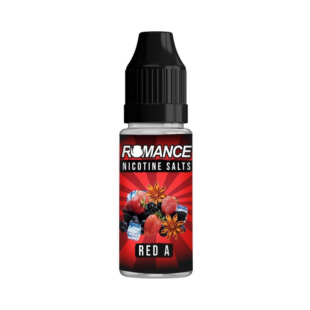 Romance Red A Nicotine Salt 50/50 10ml