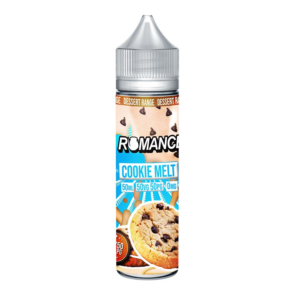 Romance Cookie Melt 0 nicotine e-Liquid 50/50 VG/PG 50ml