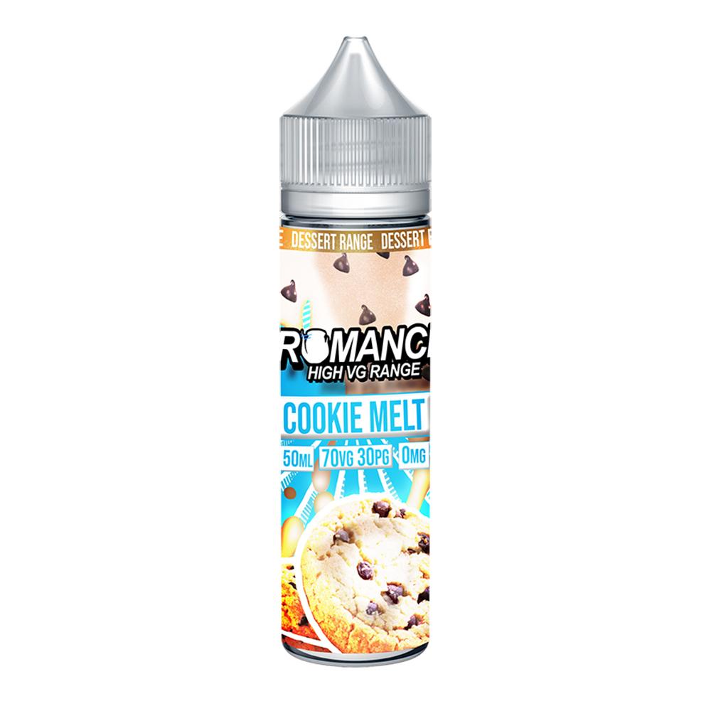 Romance Cookie Melt 0 nicotine e-Liquid 70/30 VG/PG 50ml