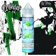 The Wonder Menthol 0 nicotine e-Liquid 50/50 VG/PG 50ml