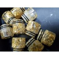 Smok TFV8 Gold Acrylic Soft Mouth Piece